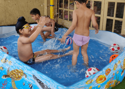 Place2Be Summer Camp Pool Party 15